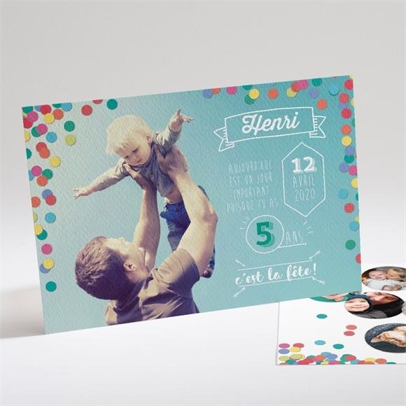 Carte anniversaire réf. N14184 réf.N14184