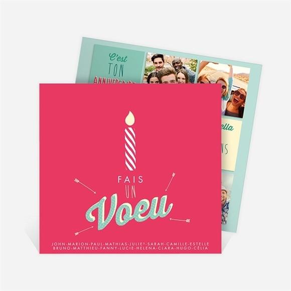 Carte anniversaire réf. N311180 réf.N311180