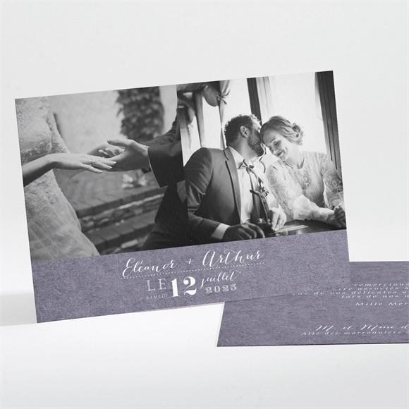 Remerciement mariage Voiture classique réf.N111176