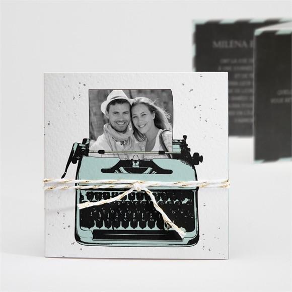 Faire-part mariage Ecrire notre Histoire réf.N83054