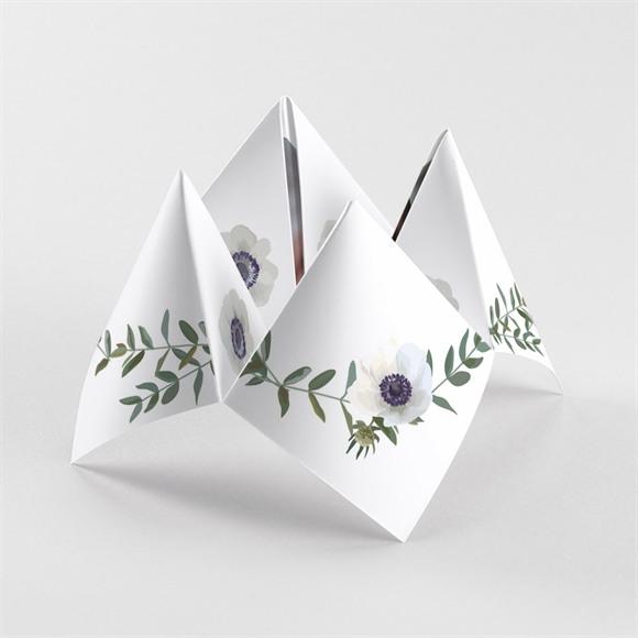 Remerciement mariage Couronne d'olivier cocotte réf.N33056