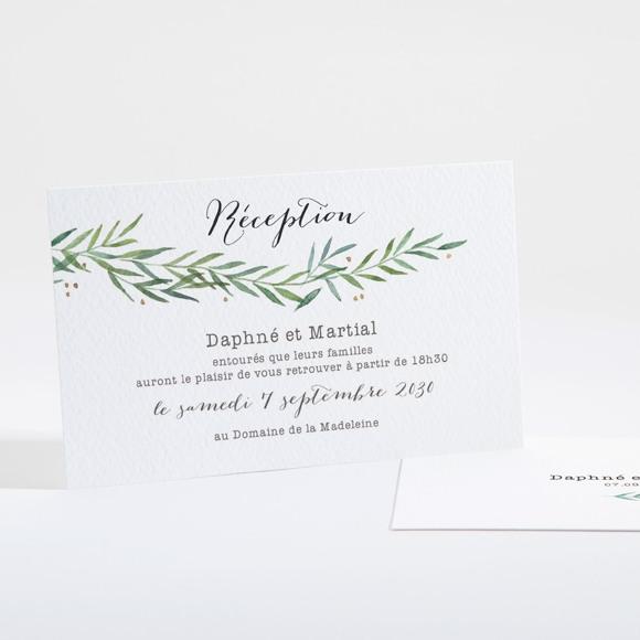 Carton d'invitation mariage Oui ! réf.N16133