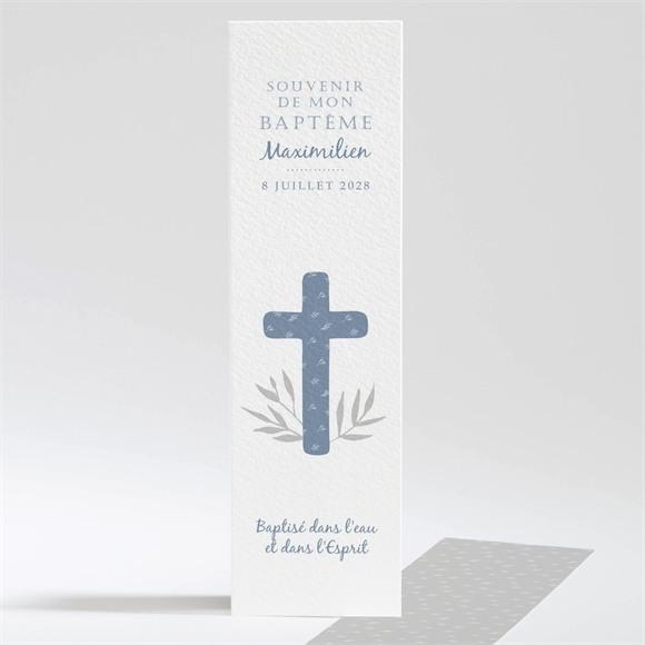 Signet baptême Mosaïque de photos réf.N20134