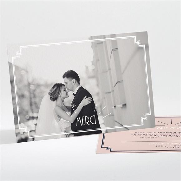 Remerciement mariage Tout en un réf.N111247