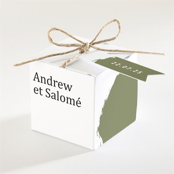 Boîte de dragées mariage Love touch réf.N340211