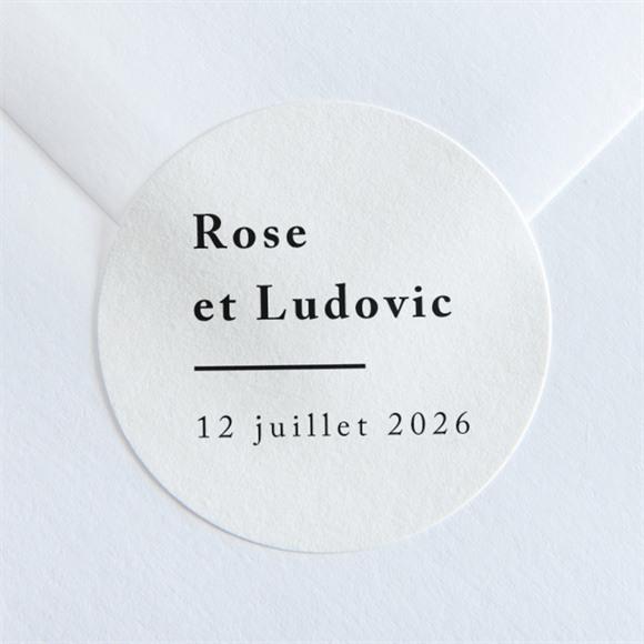 Sticker mariage Mon Roc réf.N36014