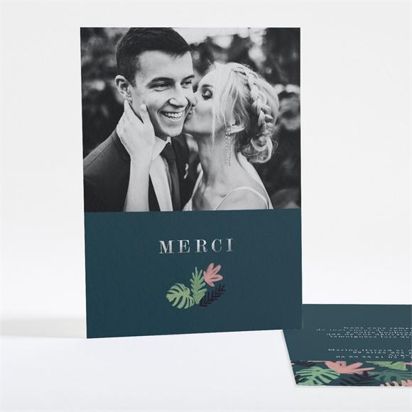 Remerciement mariage Champêtre design réf.N28111