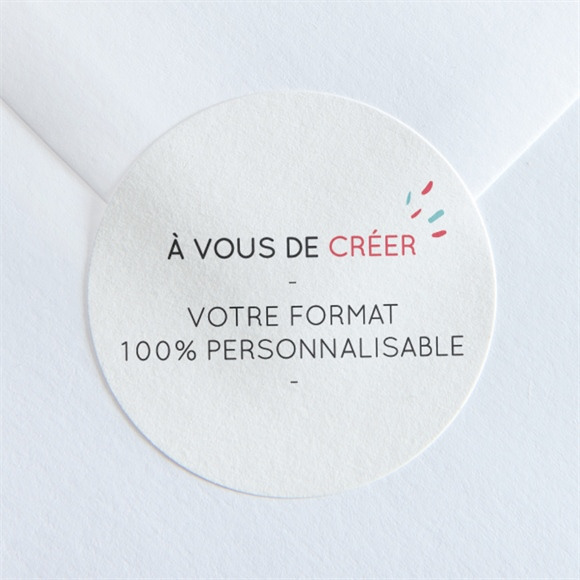 Sticker mariage réf. N36022 réf.N36022