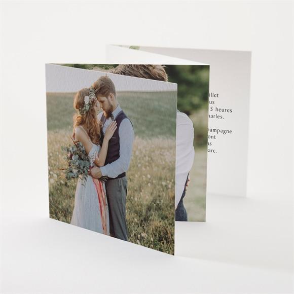 Faire-part mariage Love power réf.N83123
