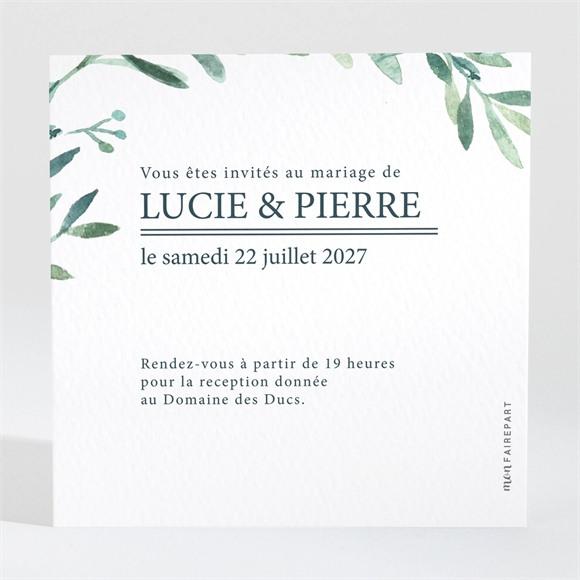 Carton d'invitation mariage Emotion réf.N3001566