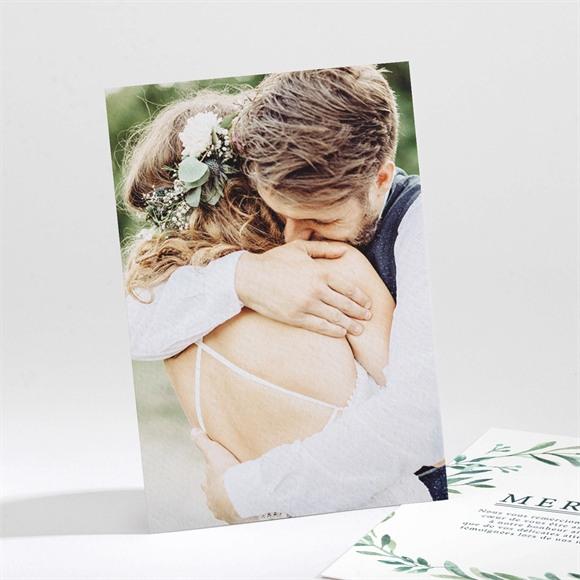 Remerciement mariage Emotion réf.N211226