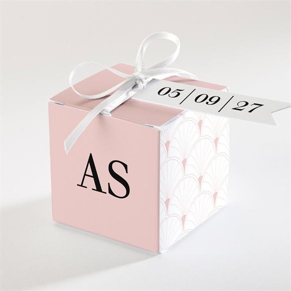 Boîte de dragées mariage Jolis symboles réf.N340227