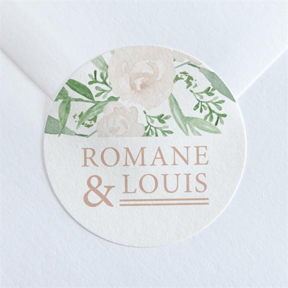 Sticker mariage Branches printanières réf.N36027