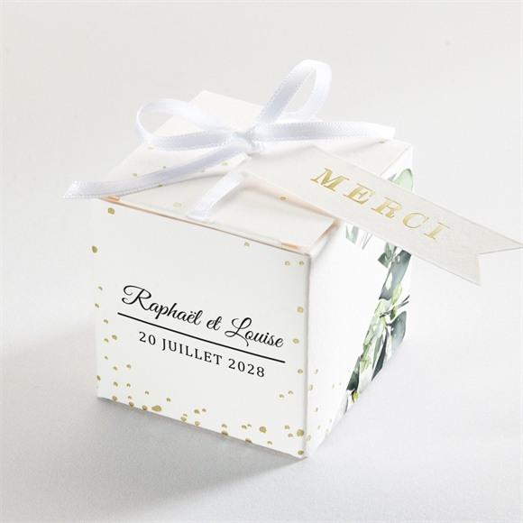 Boîte de dragées mariage Explosion réf.N340231