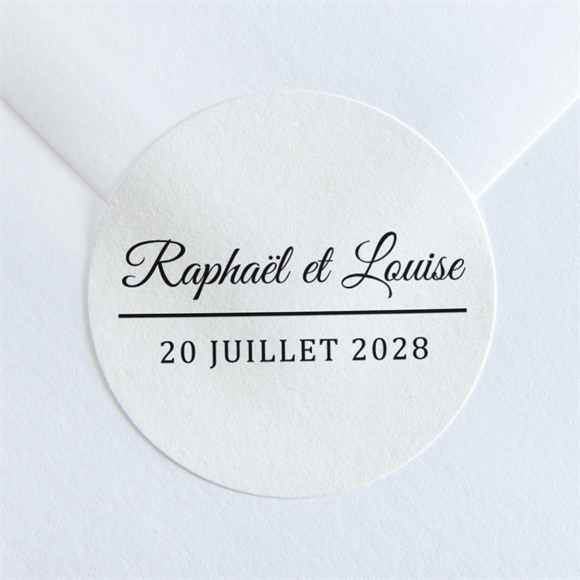 Sticker mariage Explosion réf.N36028