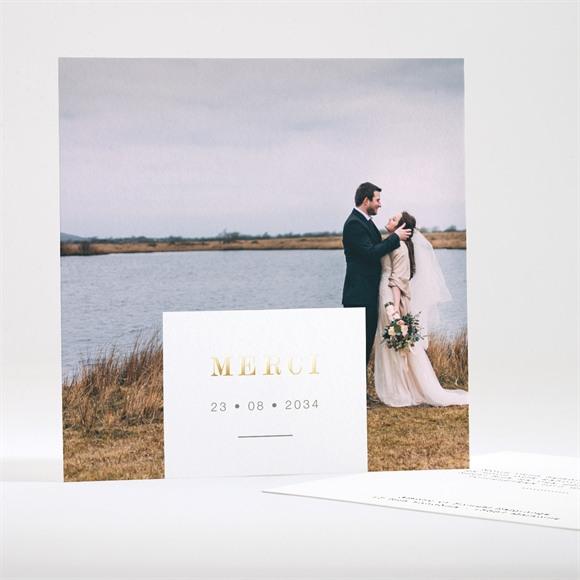 Remerciement mariage Main dans la main réf.N35142