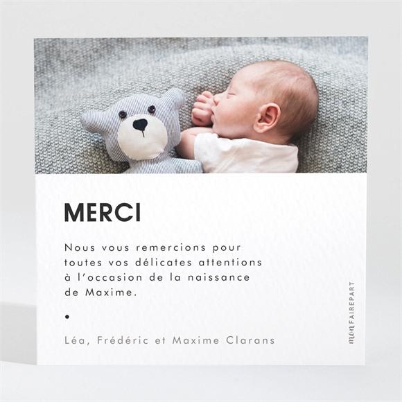 Remerciement naissance Photomaton original réf.N3001581