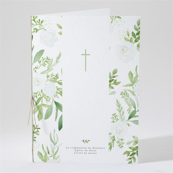 Livret de messe communion Ornements réf.N491157