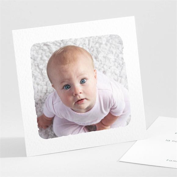 Remerciement naissance Jolie tenue fille réf.N301165