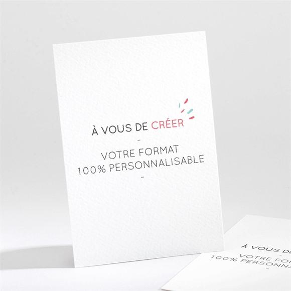 Carte invitation départ à la retraite Tout personnalisable réf.N211255