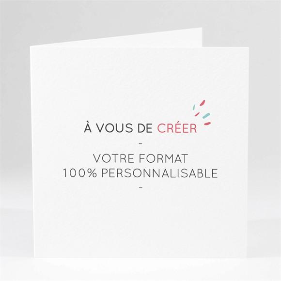 Faire-part naissance Livret 100% personnalisation réf.N46127