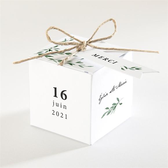 Boîte de dragées communion Belle Simplicité réf.N340287