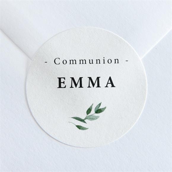 Sticker communion Belle Simplicité réf.N36050