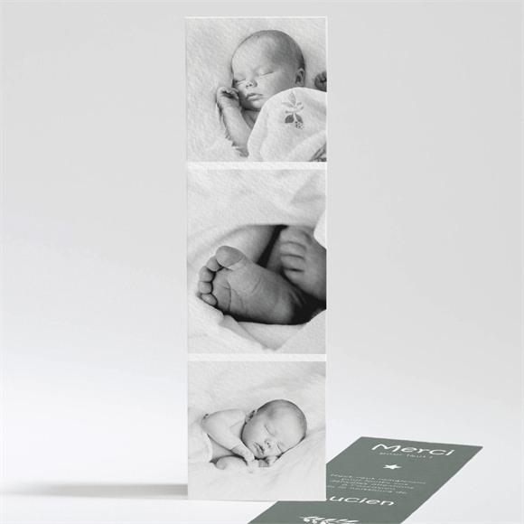 Remerciement naissance Joie réf.N201109