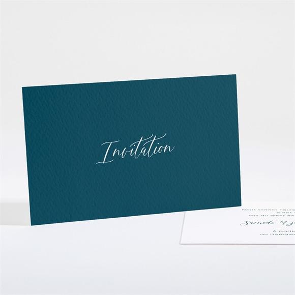 Carton d'invitation mariage Love etc... réf.N161106