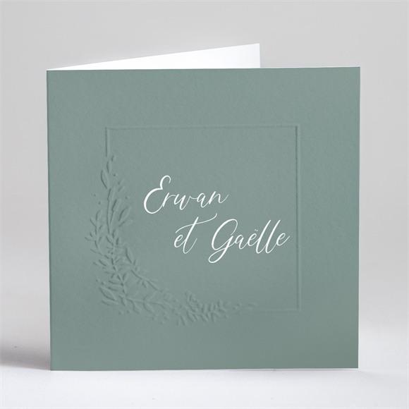 Faire-part mariage Elégante Poésie réf.N451159