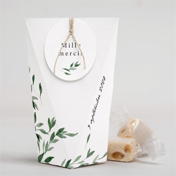 Boîte surprise mariage A l'ombre de l'olivier réf.N52002