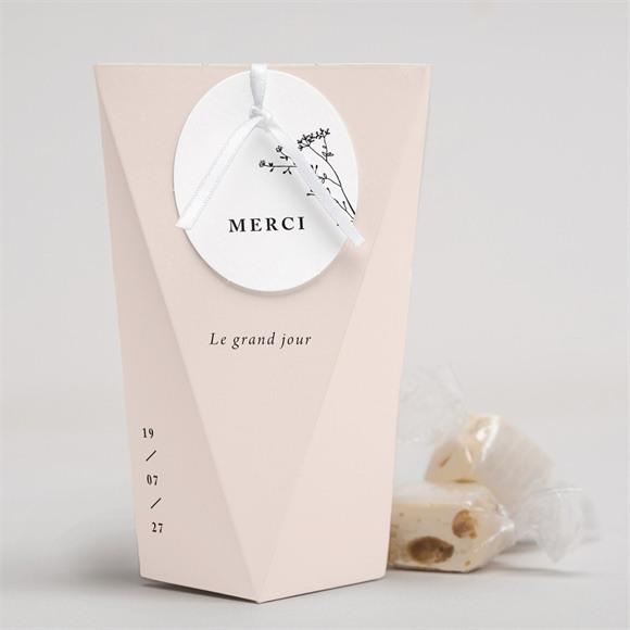 Boîte surprise mariage Delicatesse réf.N52013
