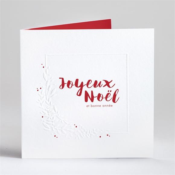 Carte de voeux Joyeux Noel réf.N451172