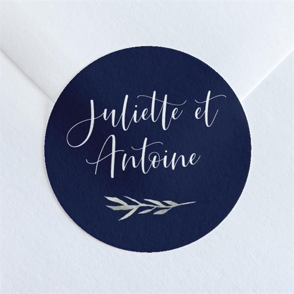 Sticker mariage Notre Bouquet réf.N36061