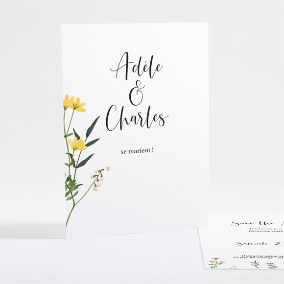 Save the Date mariage Joie et couleurs réf.N25108