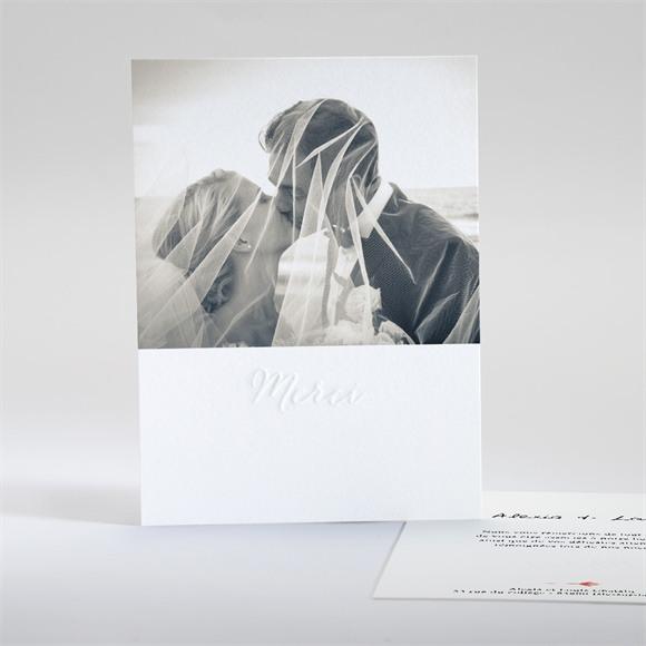 Remerciement mariage Folie Printanière réf.N28121