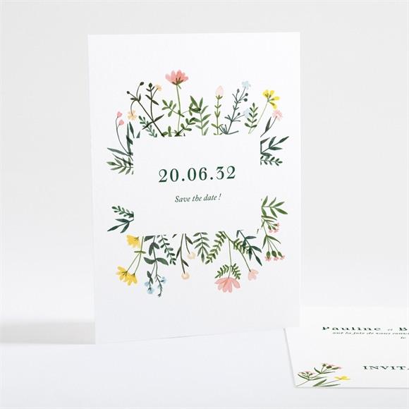 Save the Date mariage Encadrés réf.N25111