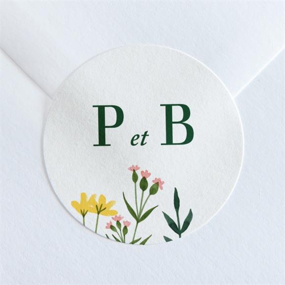Sticker mariage Encadrés réf.N36078
