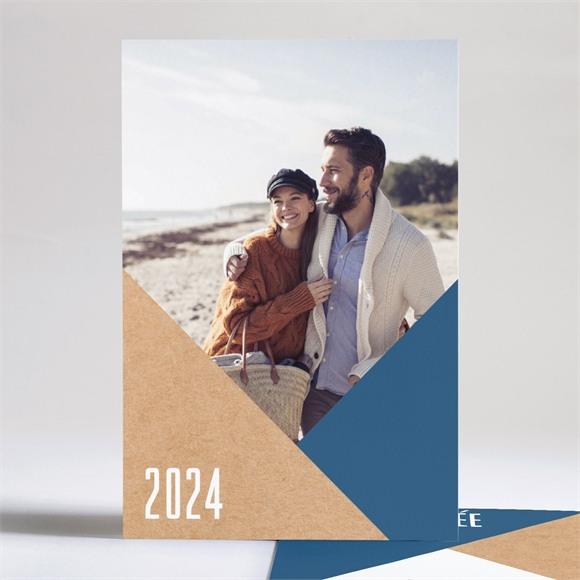 Carte de voeux Pleins de bonnes choses réf.N241220