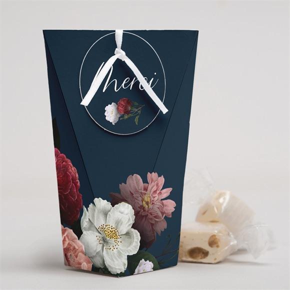 Boîte surprise mariage Fleurs de Nuit réf.N52017