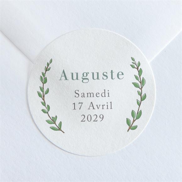 Sticker naissance Mon joli berceau réf.N36088