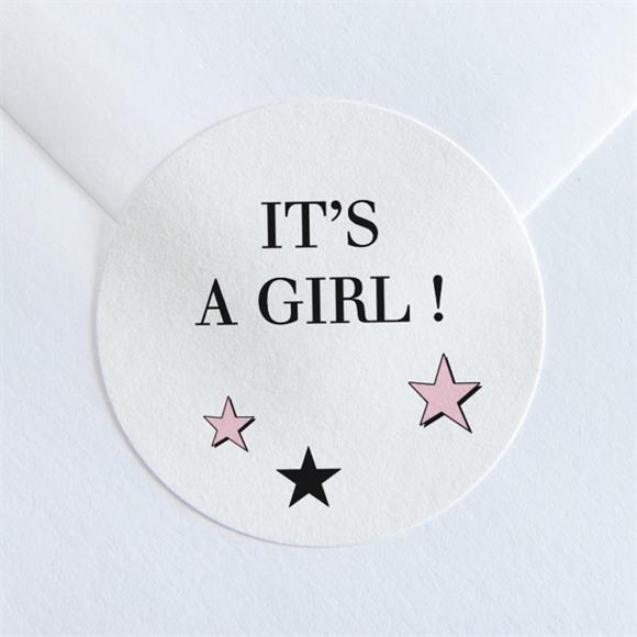 Sticker naissance réf. N36085 réf.N36085