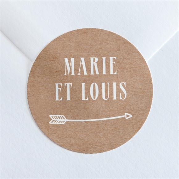 Sticker mariage Myriade réf.N36091