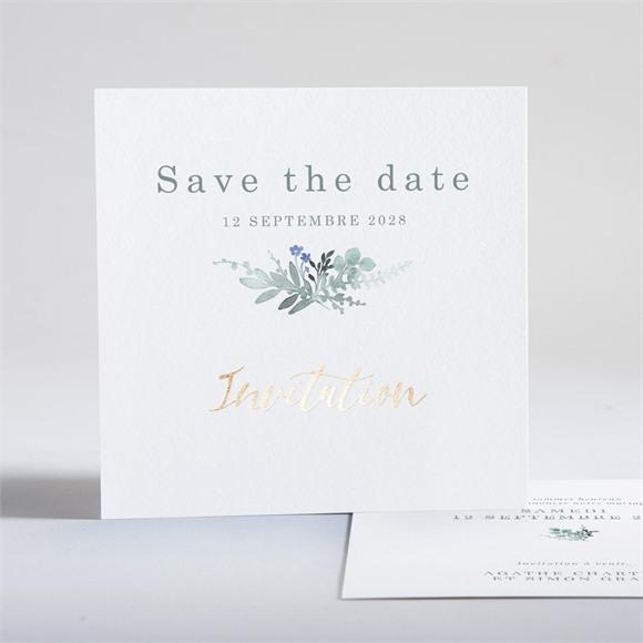 Save the Date mariage L'Absolu réf.N351111