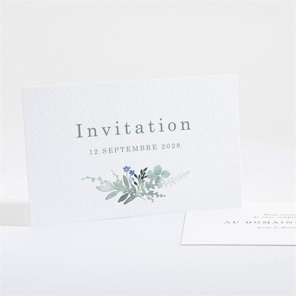 Carton d'invitation mariage L'Absolu réf.N161141