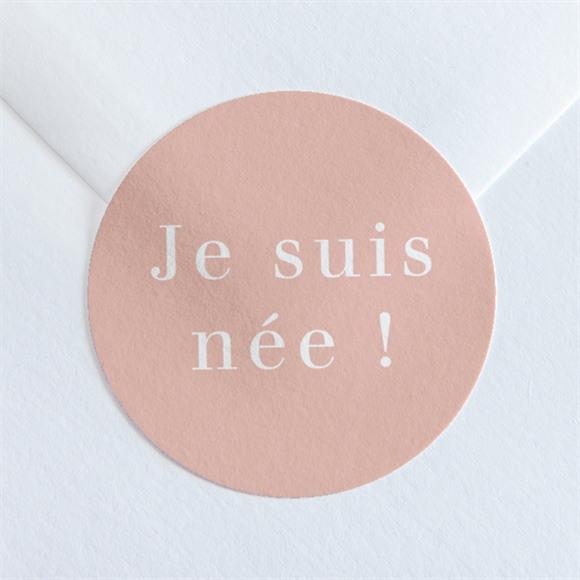 Sticker naissance Cocon de douceur réf.N36096