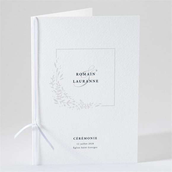 Livret de messe mariage En relief réf.N491217