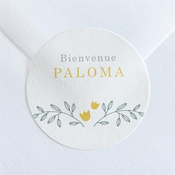 Sticker naissance Belle Annonce réf.N36075