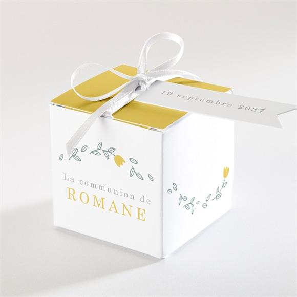 Boîte de dragées communion Profilé réf.N340320