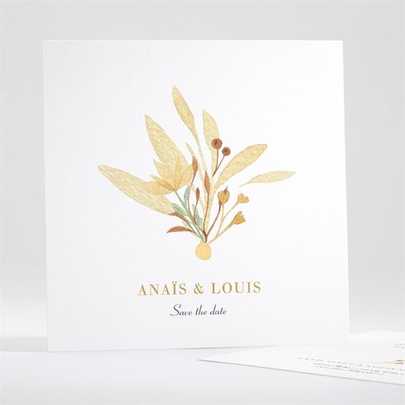 Save the Date mariage Nature et Lumière réf.N351121
